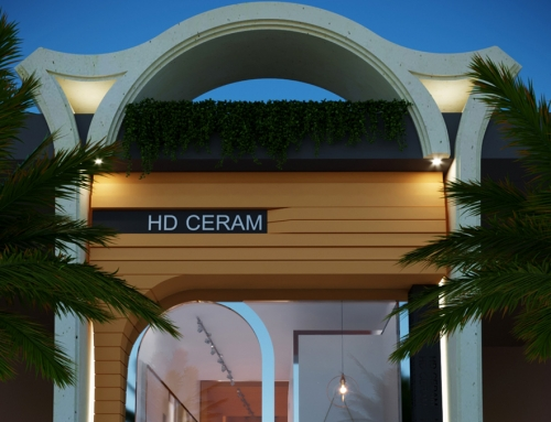 HD Ceram Showroom